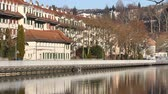 built structure : Aare River in Bern