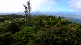 Puerto Rico Rainforest Landscape