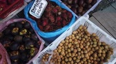 bakkaliye : Variety of exotic tropical fruit can be found at Kundasang, Sabah, Malaysia