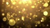corporate : Particles dust abstract light bokeh motion titles cinematic background loop