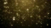 inspiradora : Particles gold bokeh glitter awards dust abstract background loop