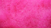 Pink foam. abstract background