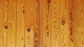 твердая древесина : Wood background. Pine wood texture. The camera moves from left to right