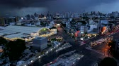 ловушка : Day to Night at Hua Lamphong Station, central of transportation and business area,  Bangkok Thailand. time lapse.