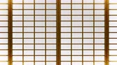 quioto : Japanese Style Shoji Door, Sliding Door Loop Animation,