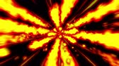 bomba : Fire lightning animation, Cartoon comic animation, Flame the loop background,