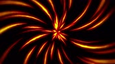 комиксы : Fire lightning animation, Cartoon comic animation, Flame the loop background,