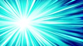 starburst : Starburst rays in space. Cartoon beam loop animation. Future technology concept background. Explosion star with lines.