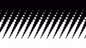 水玉模様 : Polka dot pattern animation. Modern geometrical circle. Loop animation.
