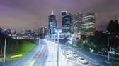 life : 4k hyperlapse video of Melbourne CBD