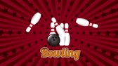 ponto : Bowling Animation Design, HD 1080