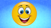 risonho : Happy face deign, video animation, HD 1080