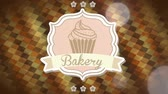 pastelaria : Bakery  icon design, Video Animation HD1080