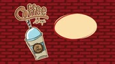 multicolorido : Coffee shop design, Video Animation HD1080