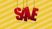 produto : Sale icon  design, Video Animation Stock Footage