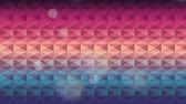 discoteca : Colors and light geometric background, Video Animation