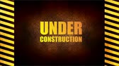cuidado : Under construction, Video Animation