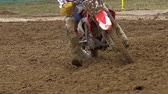 odwaga : Racing Motorcycles Sports Motocross Wideo