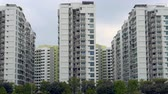 genético : Generic Apartment Building Blocks in Singapore