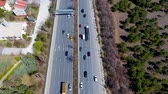 poluir : Drone Aerial Perspective Of Traffic