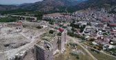ephesus : Aerial View Of Historical Places - Atasuluk Castle