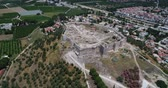 ephesus : Aerial View of Historical Places - Ephesus Selcuk Castle