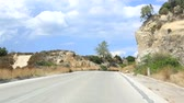 tourism : Travel the roads of Sithonia peninsula. Northern Greece.