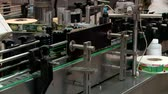 przetwory : food industry conveyor large marking cans