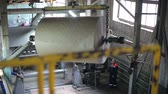 package : Old paper mill conveyor