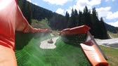 rubber tubing : Summer tubing adrenaline park, new winter replacement tubing in Bansko, Bulgaria