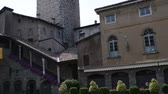 lehçe : The Civic Tower, also known by the name of Campanone Campanu in Bergamo dialect, is a historic building in the city of Bergamo, Italy.