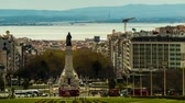 Timelapse: Eduardo VII Park is a public park in Lisbon, Portugal. The park occupies an area of ??26 hectares to north of Avenida da Liberdade and the Marquess of Pombal Square, in centre of city.