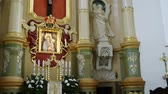 başpiskopos : GNIEZNO, POLAND - SEPTEMBER 26 2015: Church of Assumption and St. Anthony in Gniezno, Poland - inhabited by Conventual Franciscan Friars of Province of Gdansk Early church, foundation Premysl II.