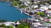 travel : Queenstown, New Zealand, close up of the harbour.