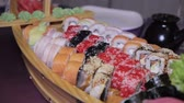 soja : Fresh sushi traditional japanese food, HD