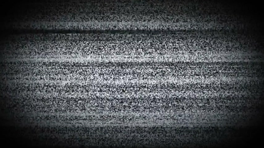 аналог : Static tv noise caused by bad signal reception, black and white. Turning TV on and off
