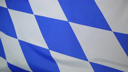 bavaria flag : Moving flag of Bavaria, Germany