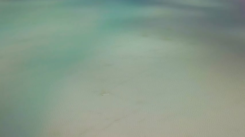 hawaje : aerial view of Exuma at the Bahamas. summer vacation