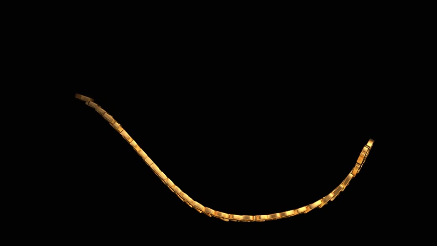 řek : Ouroboros symbol of ancient golden snake eating its tail in animated circular motion Dostupné videozáznamy