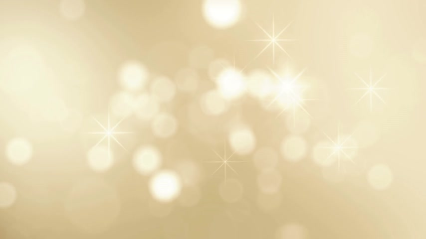 light : blured gold lights and sparcles - loopable backgrounds  Stock Footage