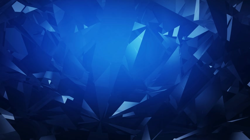 sfondo romantico : Slowmotion blu di lusso Diamond Background