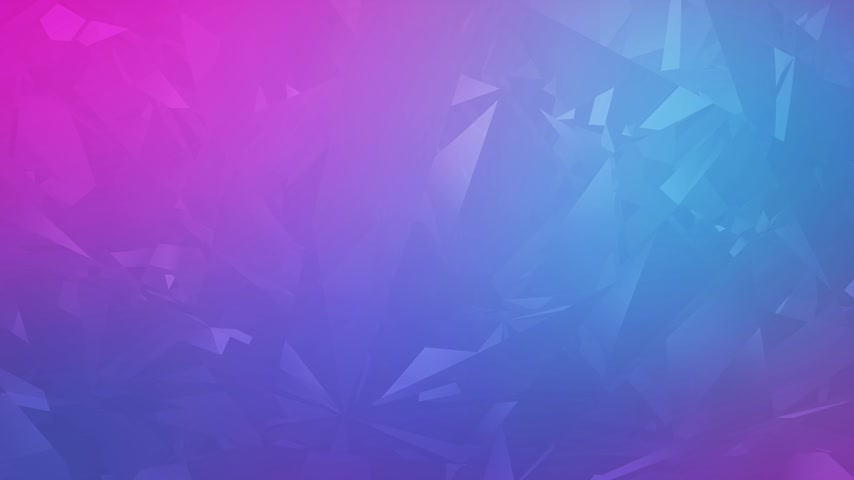 faceta : Luxury Purple - Blue Slowmotion Diamond Background Stock Footage