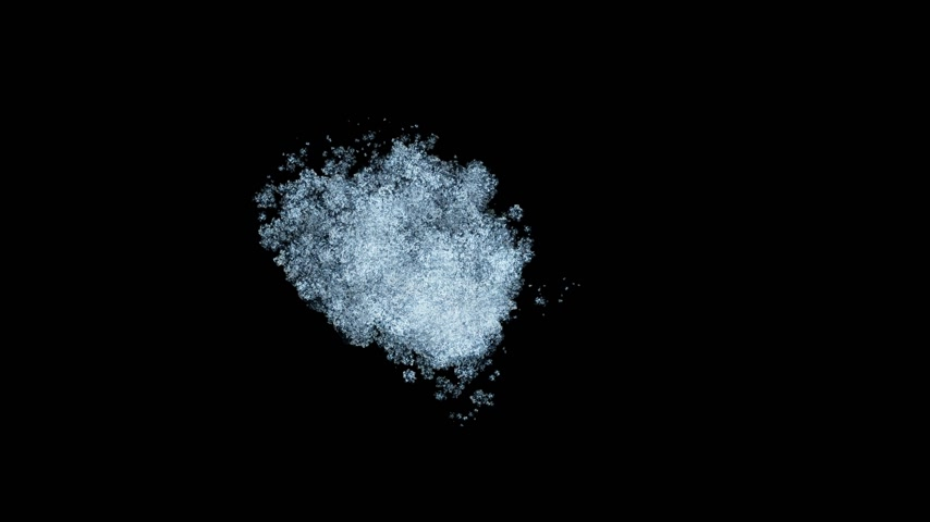 floco : Beautiful Animation of Freezing Window forming Heart Shape. Alpha Mask. Freezing and Defrosting.  4k