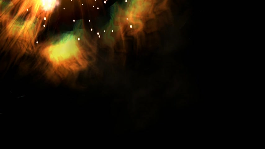 doomsday : Cosmic Explosions Animation