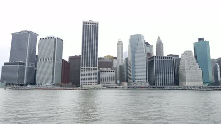 descobrir : New York - Manhattan downtown skyline