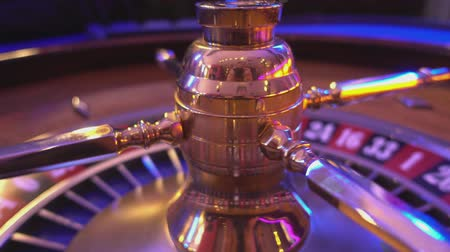 patins : Roulette Wheel in a casino