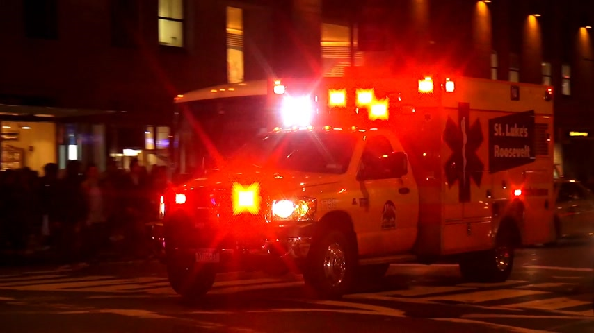 scoprire : Emercency ambulanza guida attraverso New York