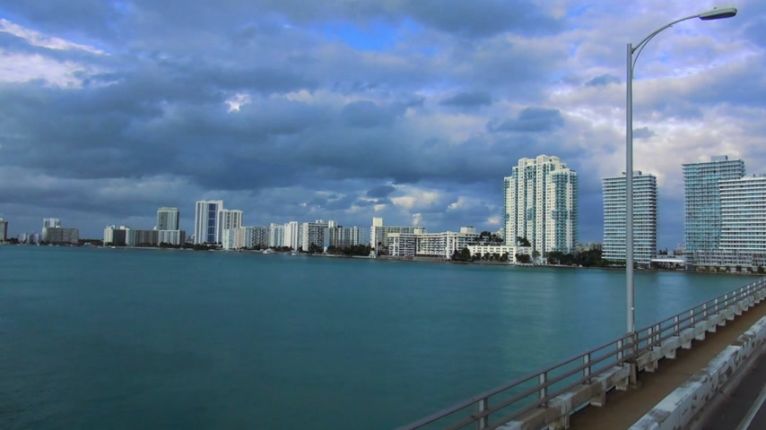 scoprire : Miami Beach Skyline