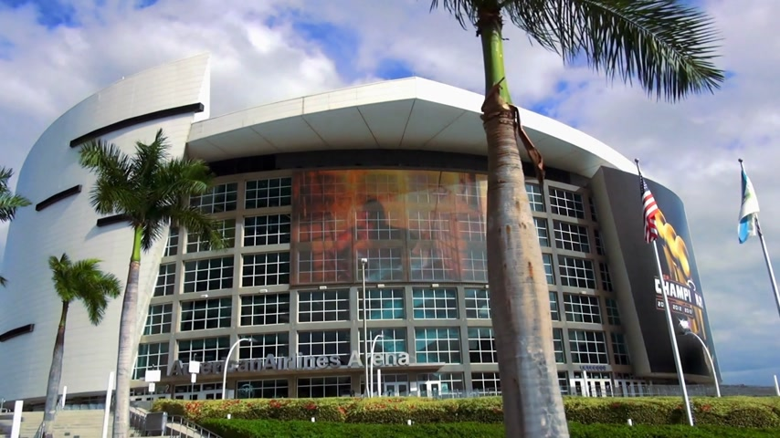Майами : American Airlines Arena Miami