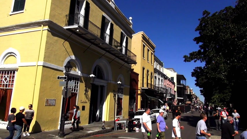 standorte : New Orleans New Orleans, Louisiana USA Videos